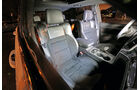 Jeep Grand Cherokee SRT, Sitze, Interieur