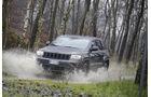 Jeep Grand Cherokee Trailhawk Facelift 2017 Fahrbericht