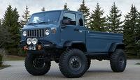 Jeep Moab Easter Safari Concept 2012 Mighty Apache Wrangler J-12 Trailhawk