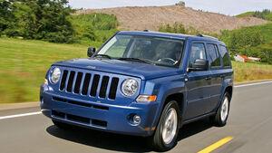 Jeep Patriot 2.0 CRD