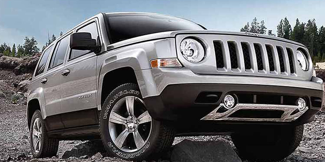 Jeep Patriot 2015 USA