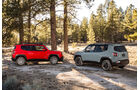 Jeep Renegade 2.0 Multijet, Modellvarianten