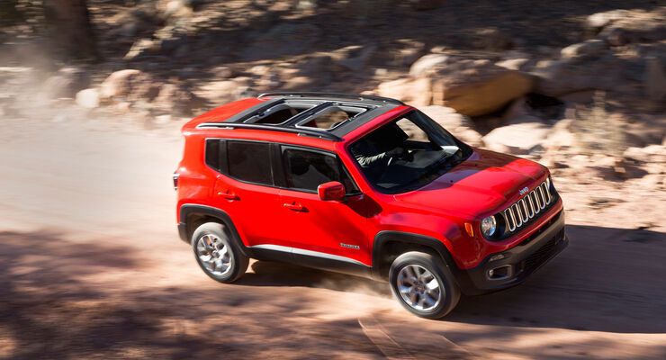jeep renegade 2 0 multijet im fahrbericht offroad kompetenz statt boulevard chichi auto motor. Black Bedroom Furniture Sets. Home Design Ideas
