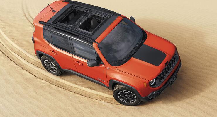 jeep renegade 2018 kleiner jeep wird g nstiger und. Black Bedroom Furniture Sets. Home Design Ideas