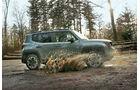 Jeep Renegade Trailhawk, Seitenansicht