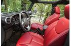 Jeep Wrangler 10th. Anniversary Europa-Version