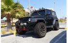 Jeep Wrangler - Carspotting Bahrain 2014