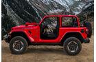 Jeep Wrangler JL Modelljahr 2018