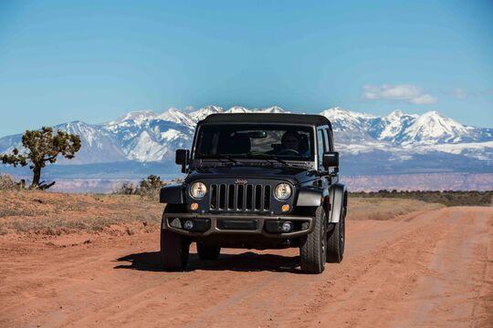 Jeep Wrangler Reise