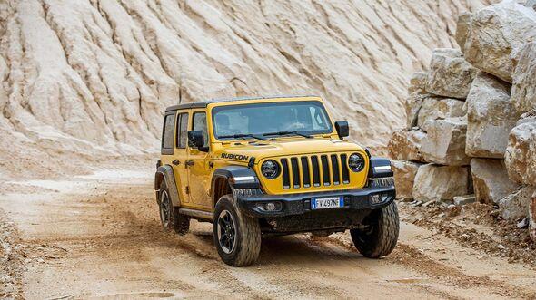 Jeep Wrangler Rubicon 2.0 T-GDI