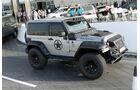 Jeep Wrangler Sahara - Carspotting - GP Abu Dhabi 2016