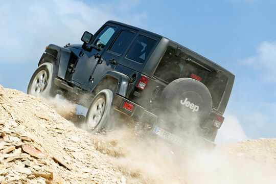 Jeep Wrangler Unlimited 3.6 V6 Sahara