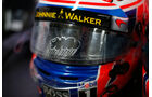 Jenso Button - McLaren - Formel 1 - GP Brasilien - Sao Paulo - 24. November 2012