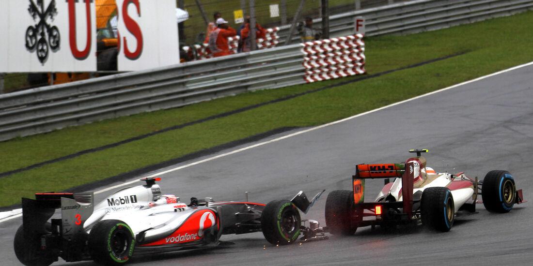 Jenson Button 2012
