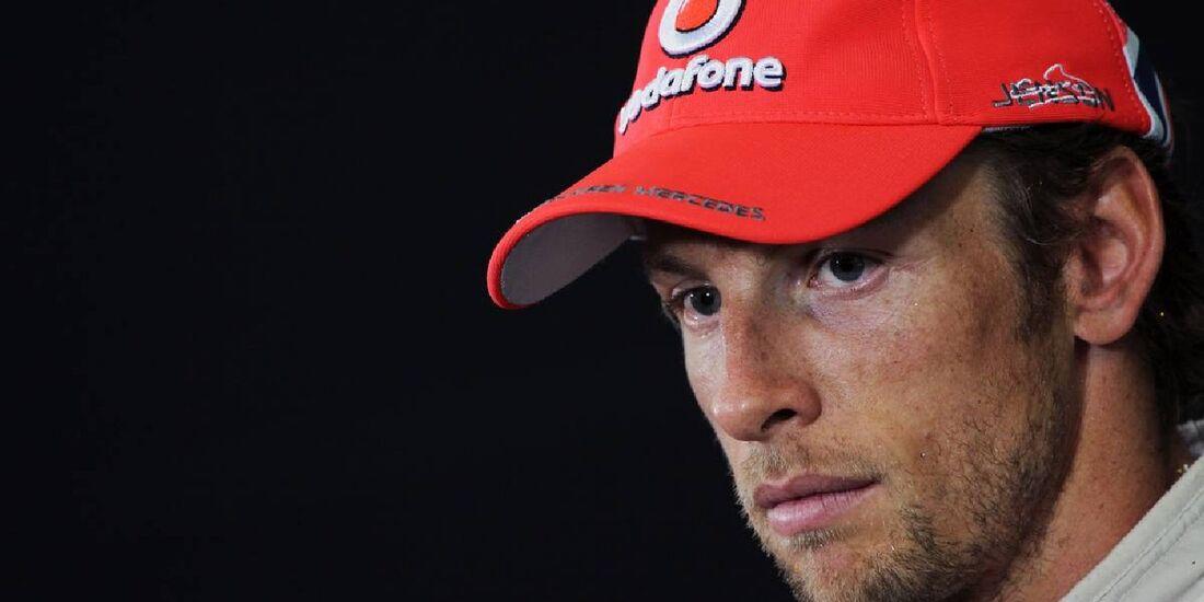 Jenson Button - Formel 1 - GP Deutschland - 22. Juli 2012