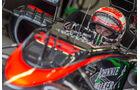 Jenson Button - Formel 1 - GP Österreich 2015 - Danis Bilderkiste