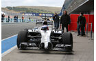 Jenson Button - Formel 1 - Jerez-Test 2014