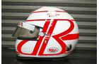 Jenson Button - Formel 1-Spezialhelme