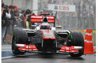Jenson Button GP Brasilien 2012