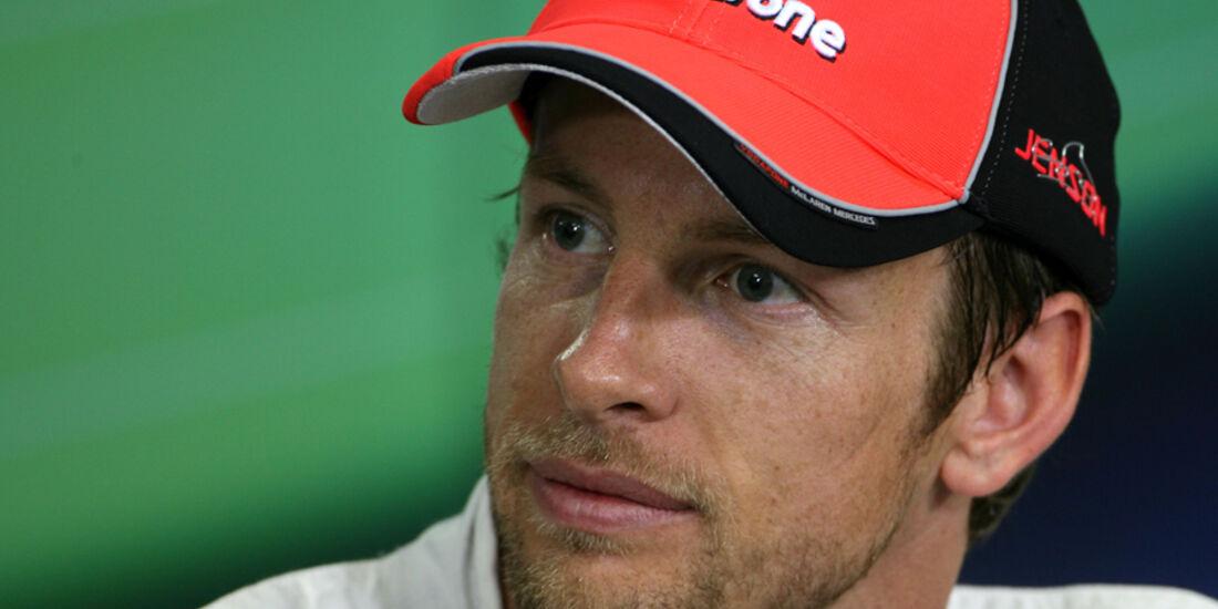Jenson Button - GP Brasilien - 26. November 2011