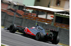 Jenson Button - GP Brasilien - 26. November 2011
