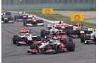Jenson Button GP China 2012