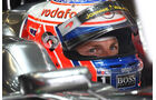 Jenson Button - GP Deutschland - Nürburgring - 22. Juli 2011