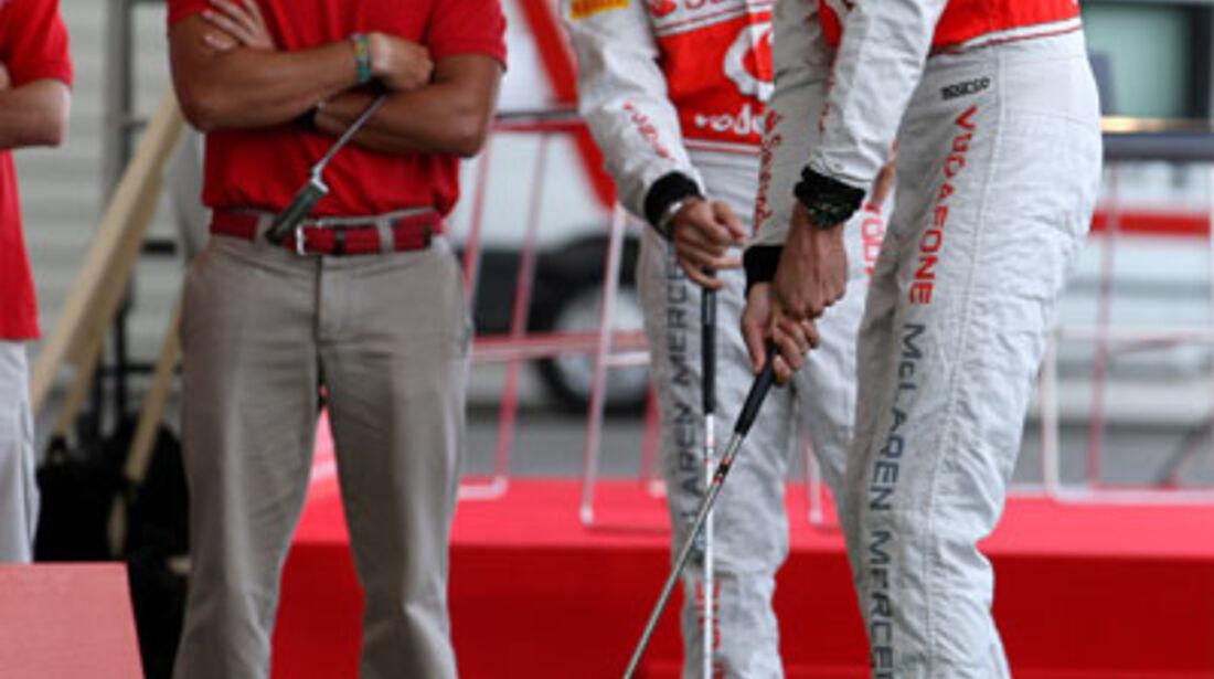 Jenson Button GP Europa 2011