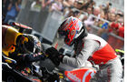 Jenson Button GP Indien 2011