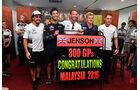 Jenson Button - GP Malaysia 2016