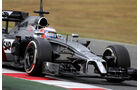 Jenson Button - McLaren - F1 Test Barcelona (1) - 13. Mai 2014