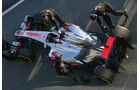 Jenson Button - McLaren - F1-Test Jerez 2012