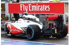 Jenson Button - McLaren - Formel 1 - GP Kanada - 7. Juni 2013