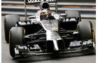 Jenson Button - McLaren - Formel 1 - GP Monaco - 22. Mai 2014