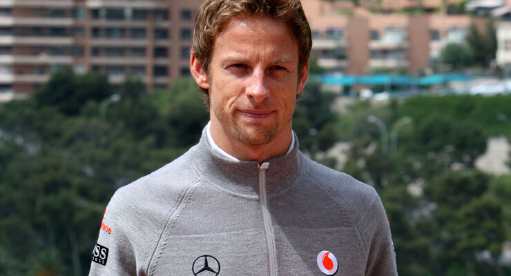 Jenson Button - McLaren-Mercedes