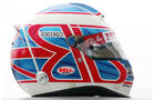 Jenson Button´s Helm