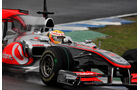 Jerez F1-Test Tag 3