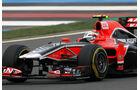Jerome D'Ambrosio  - Formel 1 - GP Korea - 15. Oktober 2011