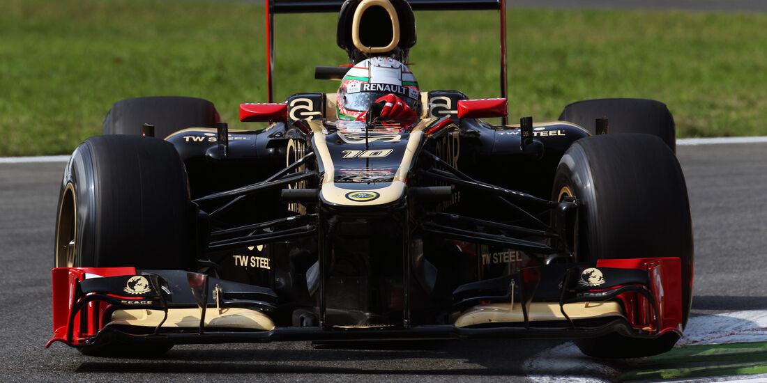 Jerome D'ambrosio - GP Italien 2012