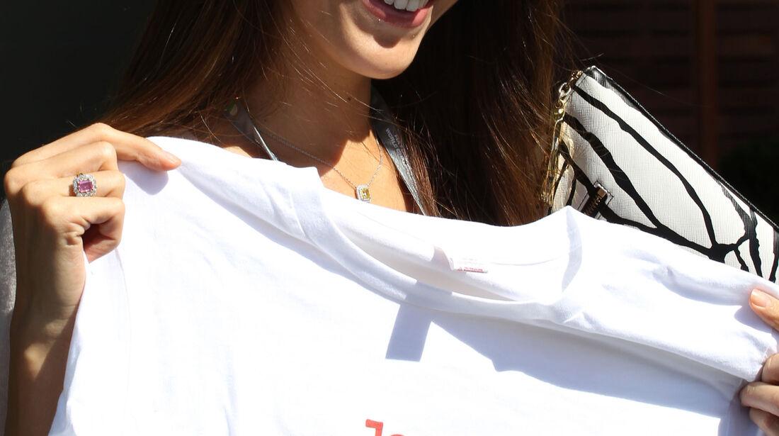 Jessica Michibata - GP Australien - Melbourne - 17. März 2012