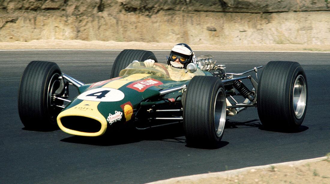 Jim Clark - GP Südafrika 1968