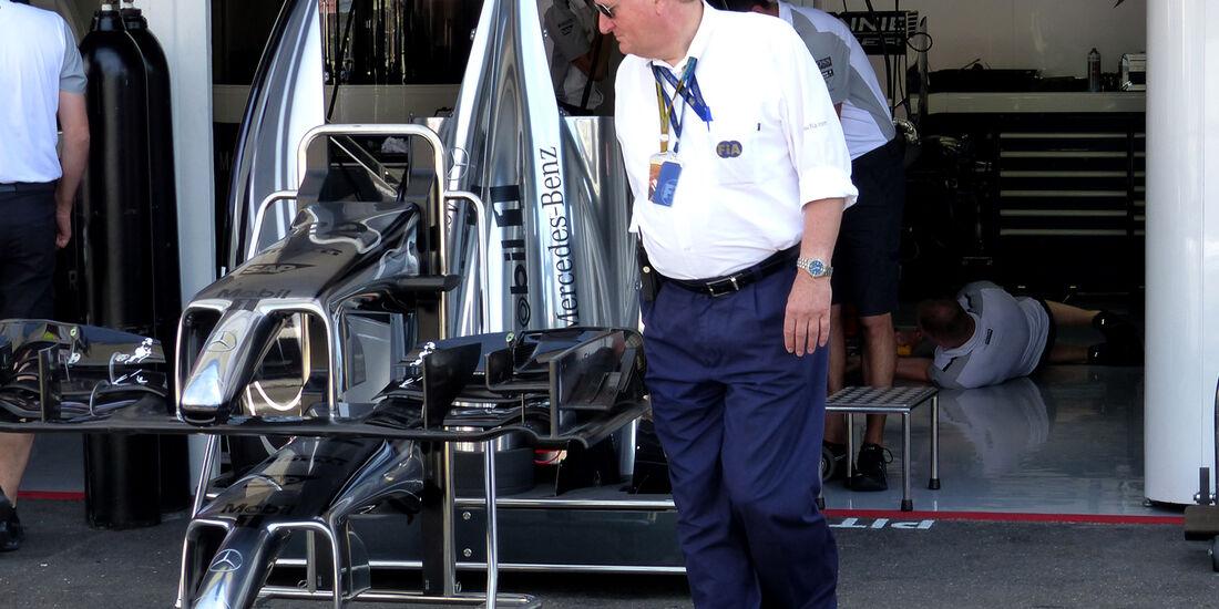 Jo Bauer - FIA - Formel 1 - GP Deutschland - Hockenheim - 17. Juli 2014