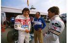 Jo Gartner - Jonathan Palmer - GP Österreich 1984