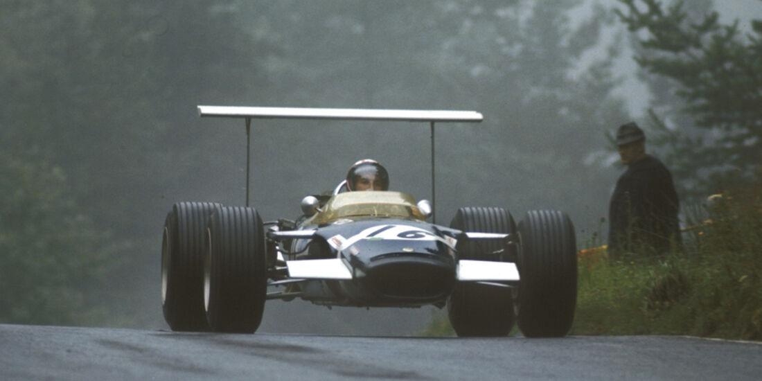 Jo Siffert GP Deutschland 1968