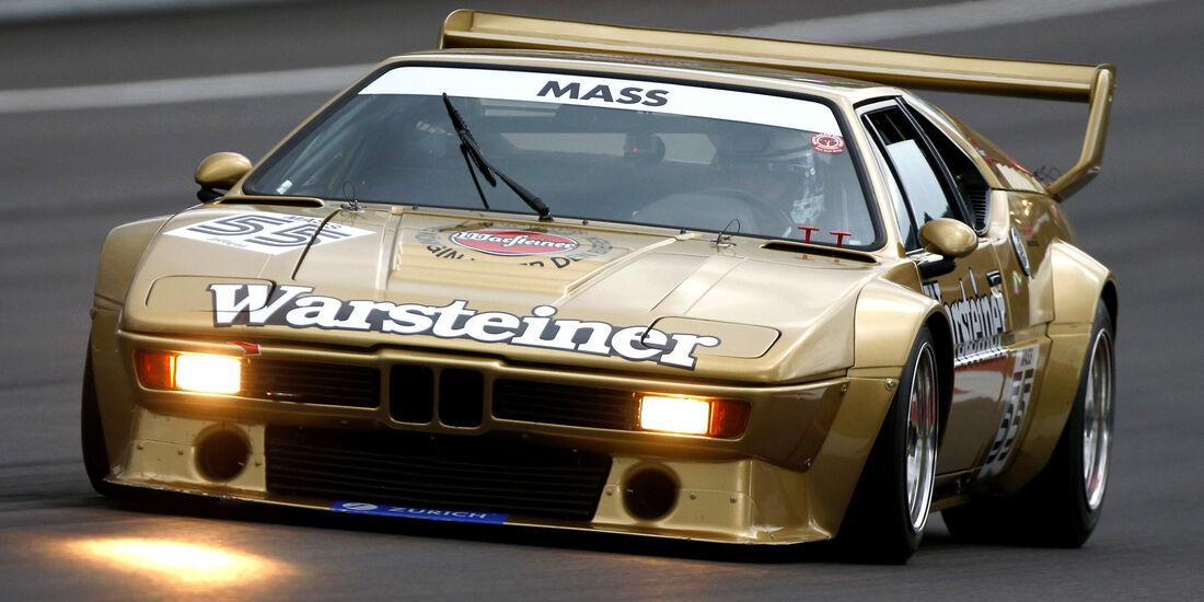 Jochen Mass - BMW M1 Procar - Spielberg - 2016
