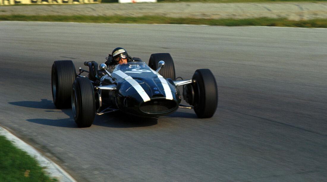 Jochen Rindt - Cooper T81 - GP Italien 1966 - Monza