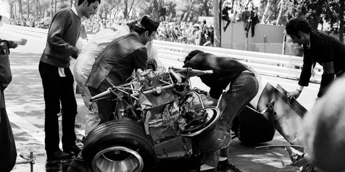 Jochen Rindt Unfall