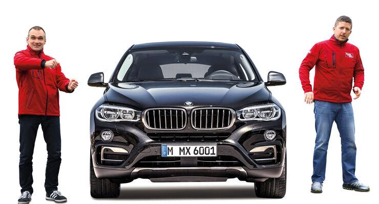 Jörn Thomas, Jens Dralle, BMW X6