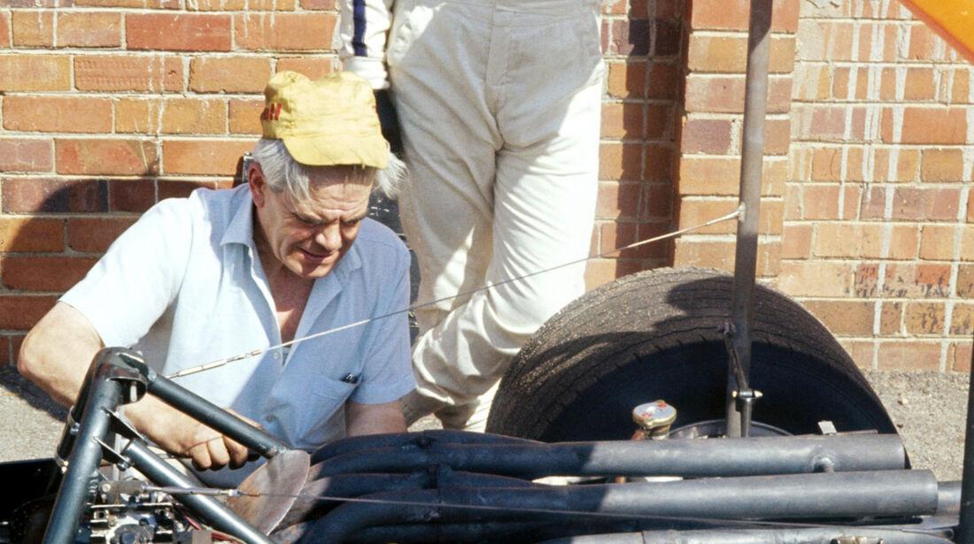 John Surtees - BRM P138 - GP Südafrika 1969