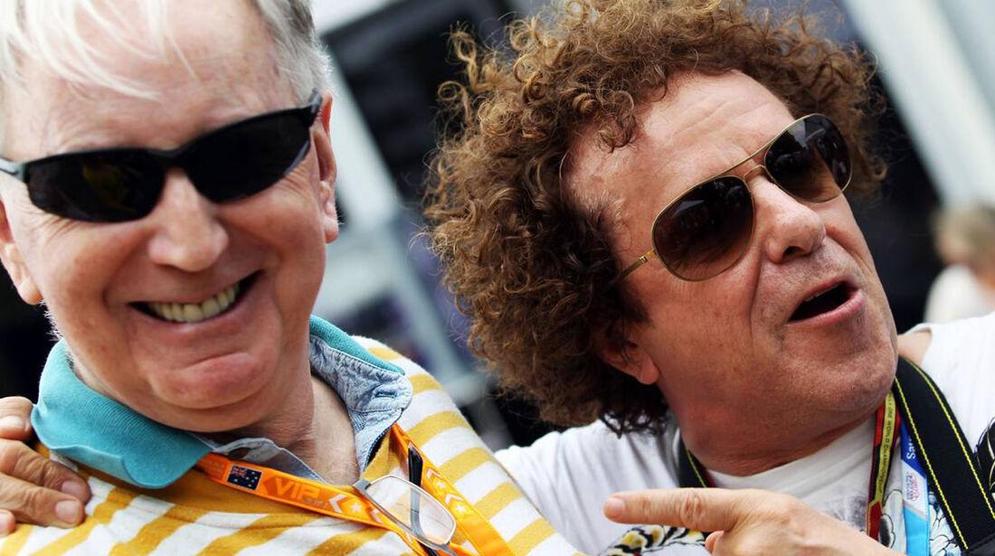 John Watson - Leo Sayer  - Formel 1 - GP Australien - 15. März 2014